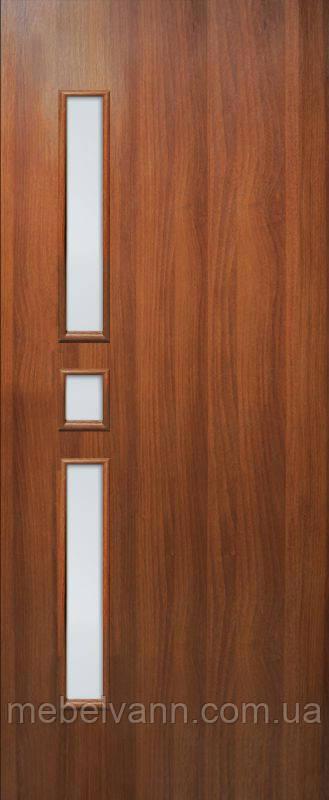 Дверное полотно Комфорт ПВХ СС