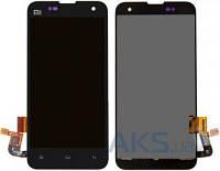Дисплей (экран) для телефона Xiaomi Mi2, Mi2S + Touchscreen