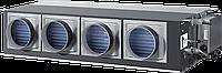 Серия канальных блоков AD-MMERA представлена агрегатами достаточно большой мощности - от 6,3 до 16кВт