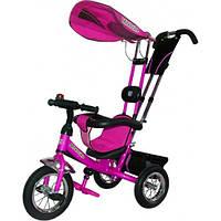 Детский велосипед Mars Mini Trike LT950 air розовый