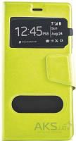 Чехол Book Cover TPU Samsung G925 Galaxy S6 Edge Green