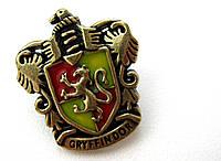 Герб Значок Гриффиндор из Гарри Поттера, брошь Гермионы