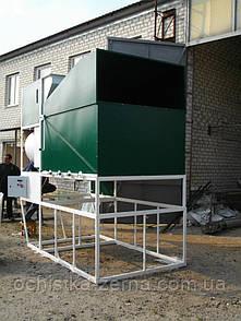 Первичная очистка зерна ИСМ-100