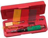 Паяльник газовий Pro'sKit 1PK-GS003N, 60 Вт, з набором насадок