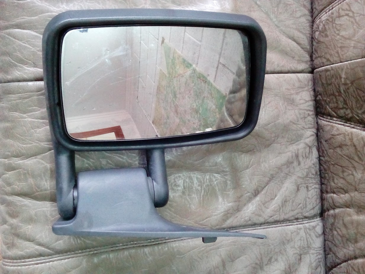 """Зеркало заднего вида левое на VW LT 28, Sprinter  , VM049EHL - ПП """"Механик"""" в Львовской области"""