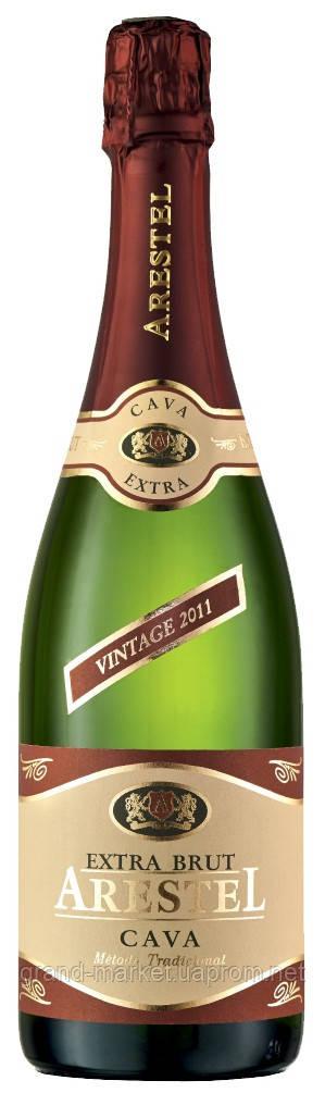 Вино Cava Arestel Brut Vintage