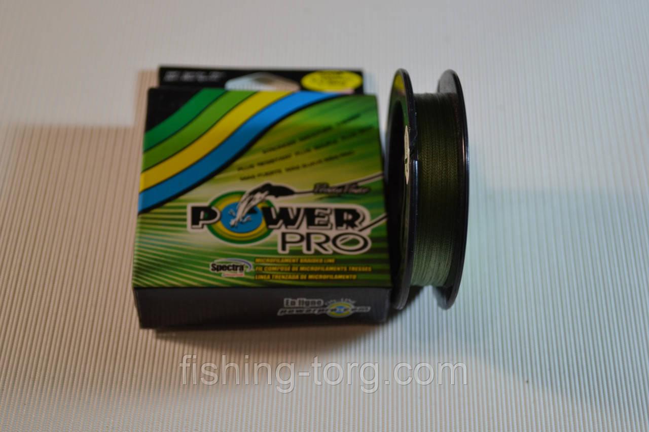Шнур плетеный Power Pro 0.14мм не оригинал
