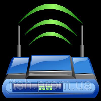 Прокладка сетей, установка сетевого оборудования