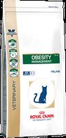 OBESITY MANAGEMENT DP42 (Диета для кошек при ожирении и избыточном весе)