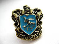 Герб Значок Когтевран из Гарри Поттера, брошь Рейвенкло