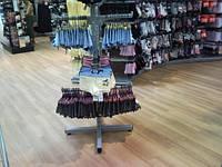 Стеллаж. Стеллажи для магазинов одежды. Стойка вешалка для продажи одежды, фото 1