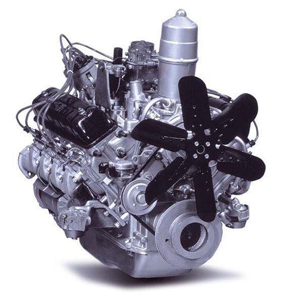 Двигатель ГАЗ 52 53 3307