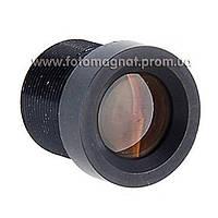 Объектив для камеры видеонаблюдения М 2.8 мм (объектив камеры)