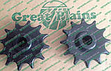 Втулка 404-147D кронштейна з/ч Great Plains Press Wheel PIVOT TUBE PD8070 404-147d, фото 6