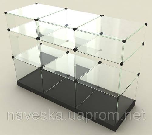 Как сделать стеклянные кубы 629