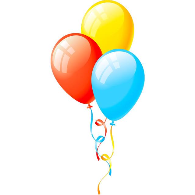 ленточки для воздушных шариков