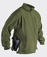Куртка JACKAL QSA™ - Shark Skin - олива
