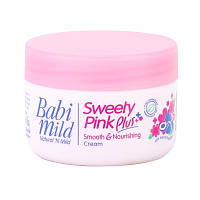 Детский питательный крем Babi Mild Sweety Pink Plus Babi Mild Sweety Pink Plus Baby Cream