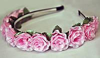 Обруч для волос Розы