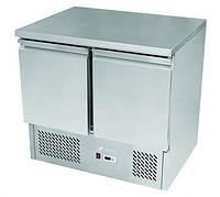 Стол холодильный 2-дверный с нижним расположением агрегата