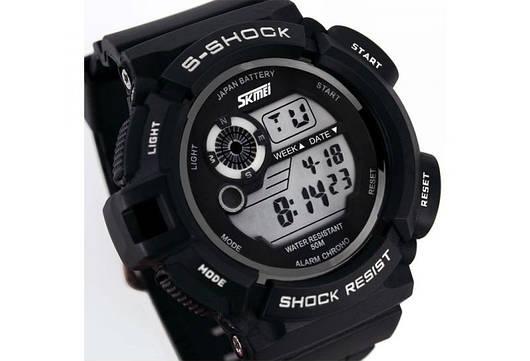 Часы SKMEI S-SHOCK 0939, мужские спортивные часы S-SHOCK - купить по ... c1a216d2042