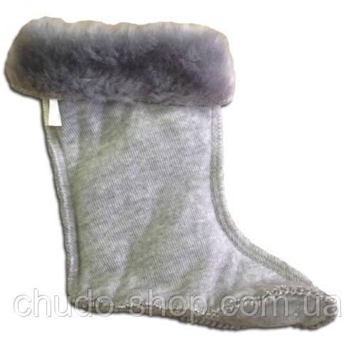 Съемный носочек-утеплитель для резиновых сапог LITMA (размеры с 23 по 26)
