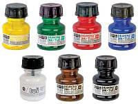 """Тушь, """"Koh-i-noor"""", 20 гр. цвета разные."""
