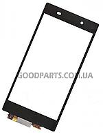 Сенсорный экран (тачскрин) для Sony C6902 L39h Xperia Z1, C6903 Xperia Z1 черный