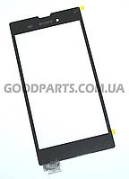 Сенсорный экран (тачскрин) для Sony D5102 Xperia T3, D5103, D5106 Xperia T3 черный (Оригинал)
