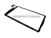 Сенсорный экран (тачскрин) для Sony MT25 Xperia Neo L черный (Оригинал)