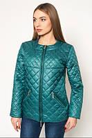 Куртка стильная женская демисезонная норма АЛ28Бт