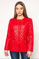 Куртка стеганная женская весна-осень норма АЛ28К