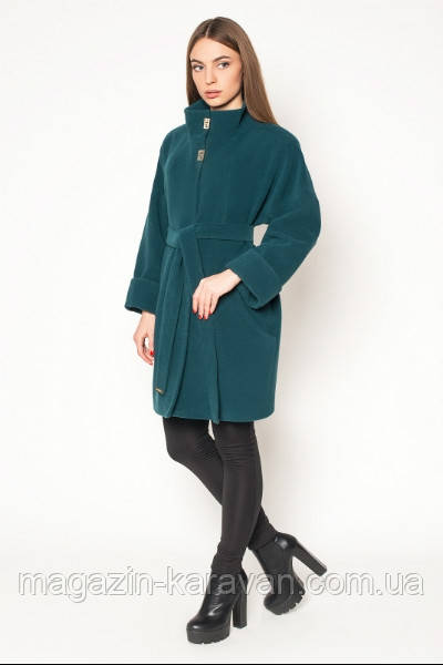 Пальто стильное демисезонное АЛ45Бт