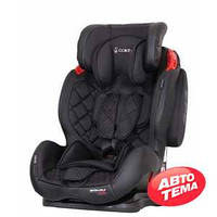 Автокресло COLETTO Sportivo Only Isofix black Автокресло