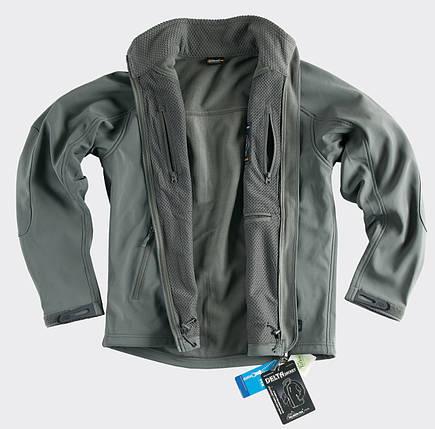 Куртка DELTA - Shark Skin - Foliage Green, фото 2