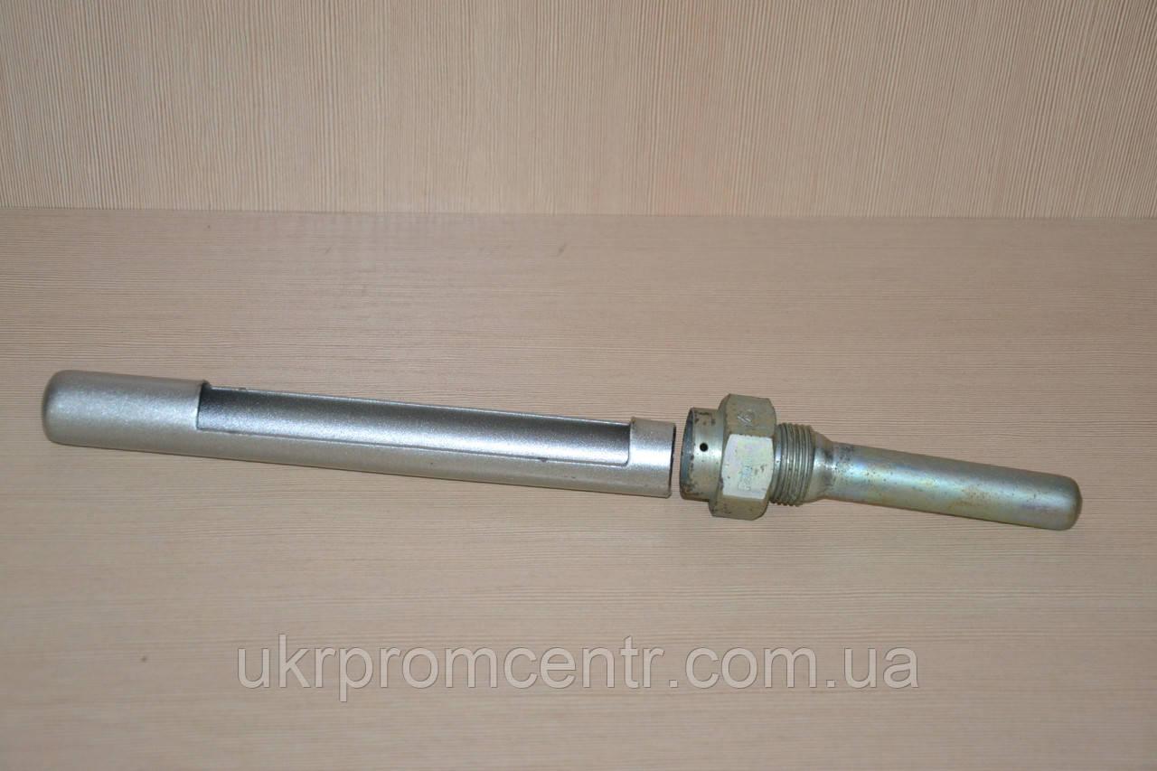 Оправа защитная для термометра прямая ОТП и угловая ОТУ