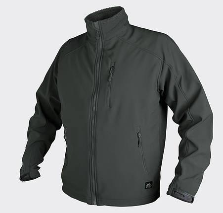 Куртка DELTA - Shark Skin - Jungle Green, фото 2