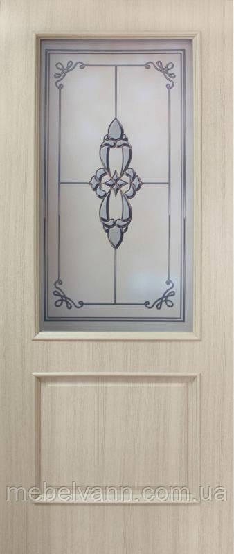 Дверное полотно Версаль СС+ФП ПВХ