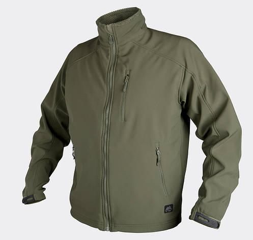 Куртка DELTA - Shark Skin - олива, фото 2