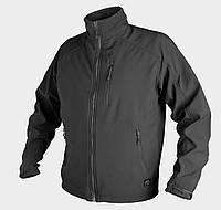 Куртка DELTA - Shark Skin - чёрная
