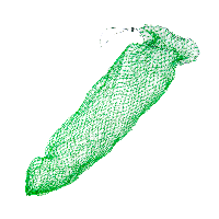 Садок Капрон 1,25м