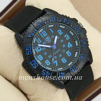 Бюджетные часы Luminox 3051 Black/Blue