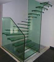 Закаленное безопасное стекло и его применение.