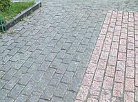 Брусчатка из гранита в Днепропетровске, фото 1