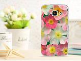 Чехол для Samsung Galaxy Ace 3/ S7270/ S7272/ S7275 панель накладка с рисунком paris love, фото 2
