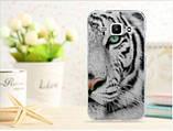 Чехол для Samsung Galaxy Ace 3/ S7270/ S7272/ S7275 панель накладка с рисунком paris love, фото 10