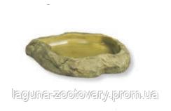Керамическая кормушка для рептилий, фото 2