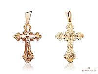 Эдем Золотой крест кр010
