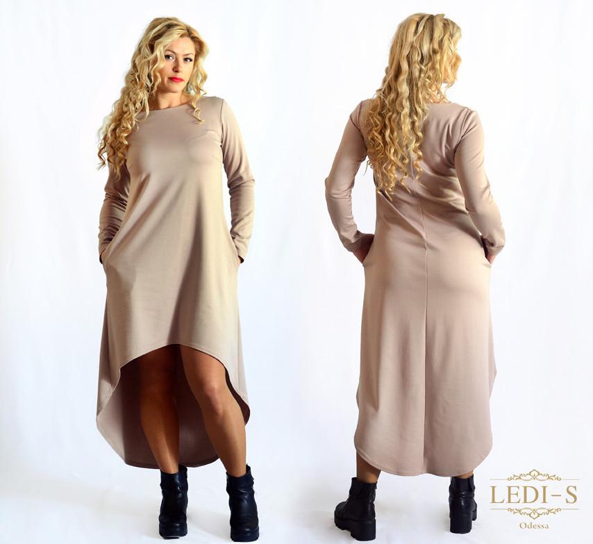 Женское платье Ledi-s (42-56)8098/1