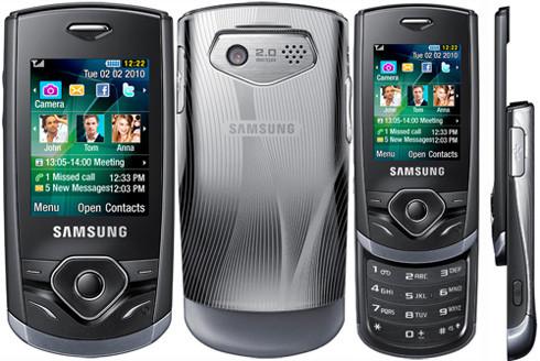Корпус для Samsung S3550 Shark в сборе high copy